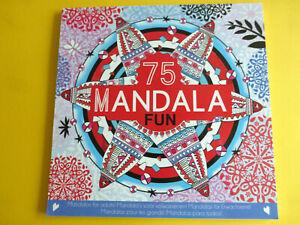 Mandala Malbuch  für Erwachsene Blumen & co #5  ca:72 Vorlagen