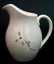 Royal Doulton Frost Pino Modello d6450 dimensioni Tè Latte o Crema Jug 11.5cmh in in buonissima condizione