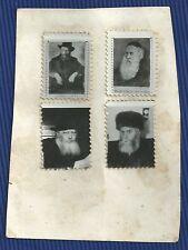 Rabbi-Rabin-Rebbe -Jews OLD PHOTOS - תמונות ישנות  Żydzi na starych zdjęciach