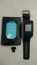 Fitbit Surge Fitness GPS Heart Rate Monitor Superwatch size Large (Black)
