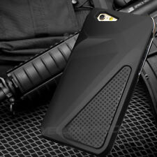 iPhone 6 6S Case, [HEAVY DUTY]Sports Car Armor Case Triple Cover REAL Glass Film