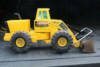 Mighty Tonka Loader Construction Truck - pressed steel - USA 2nd listed