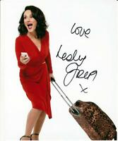 "Lesley Joseph - Colour 10""x 8"" Signed 'Birds Of A Feather' Photo - UACC RD223"
