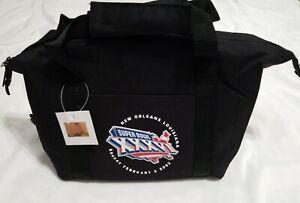 "Vintage NWT Reebok Super Bowl XXXVI Patriots vs. Rams 12"" Insulated Cooler bag"