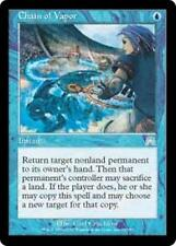 CHAIN OF VAPOR Onslaught MTG Blue Instant Unc