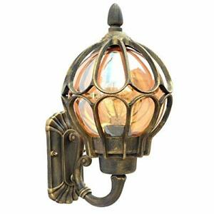 Vintage Wall Lanterns, Outdoor Wall Sconce Porch Light Fixture, Waterproof Wall