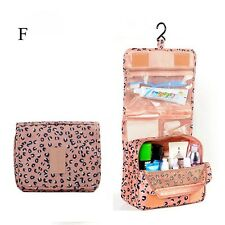 Portable Hanging Travel Toiletry Wash Waterproof Large Capacity Cosmetic Bag