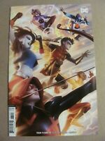 Teen Titans #31 DC Universe 2016 Series Lobo app Variant 9.6 Near Mint+