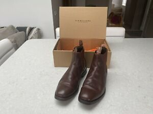 RM WILLIAMS Comfort Turnout Boot Size 11.5 H