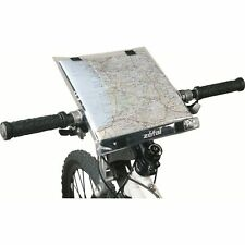 Zefal Doomap - Simple Waterproof Bicycle Folding Handlebar Map Holder
