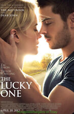 THE LUCKY ONE MOVIE POSTER ZAC EFRON TAYLOR SCHILLING FROMMAKERS OF THE NOTEBOOK