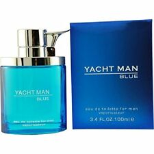 Perfume Para Hombres Eau De Toilette En Spray Colonia Yatch Man Blue