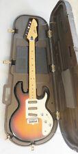 Peavey T-26 1982-83 Electric Guitar in Sunburst with Original Case