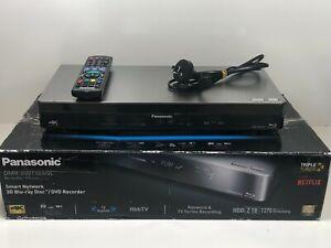 Panasonic - DMR-BWT955GL - 3D Blu-ray Disc / REGION FREE DVD Recorder - 2TB HDD