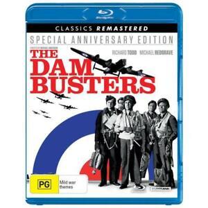 The Dam Busters Blu-Ray **Region B**