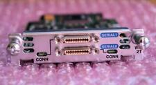 Cisco WIC-2T 2-Port Serial WAN Interface Card 800-03181-03