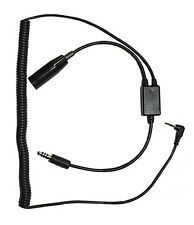 Pilot Communications - Digital Audio Recorder Cable - Helicopter (U174) - PA-80H