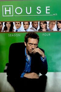 House : Season 4 :  * No Cardboard Outer * NEW DVD