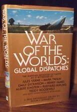 Kevin J. Anderson - War of the Worlds: Global Dispatches SIGNED first edition 96
