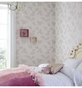 Graham and Brown Cherry Blossom Soft Pink 20-811 Wallpaper 006 Batch Textured