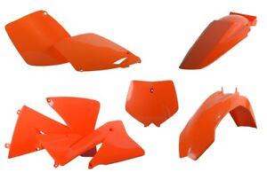 Polisport Komplett-Kit Orange Polisport 90652