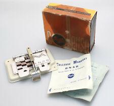 Arguet Vintage Cine Movie Film Splicer for 8mm & Super 8 Film - Boxed