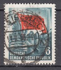 DDR 1953 Mi. Nr. 344 TOP Vollstempel Gestempelt LUXUS!!! (21719)