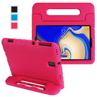 For Samsung Galaxy Tab S4 10.5 inch 2018 Tablet SM-T830 / T835 Case Handle Stand