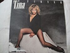 TINA TURNER VINYL LP 1984 CAPITOL RECORDS I MIGHT HAVE BEEN QUEEN PRIVATE DANCER