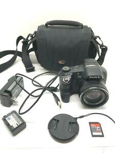 Sony Cyber-shot DSC-HX200V 18.2MP Digital Camera 30x progressive18.2 mega pixel