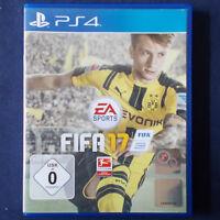 PS4 - Playstation ► EA Sports FIFA 17 ◄ 2017   dt. Version   Bundesliga   TOP