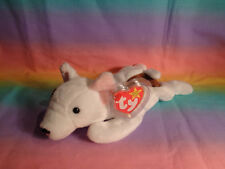 Vintage 1999 Ty Beanie Baby Butch Dog Bean Bag Plush w/ Tags