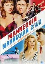 Mannequin/Mannequin 2: On the Move [2 Discs] (2012, REGION 1 DVD New) WS