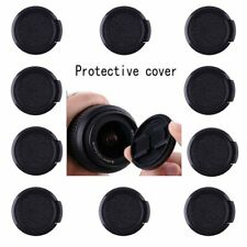 10pcs 58mm Front Lens Cap Cover Side Pinch Snap-On for All Digital Cameras Lens