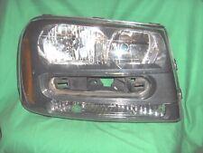 #1918 - Headlight, Headlamp RH Passenger Side  for 02-09 Chevy Trailblazer - OE