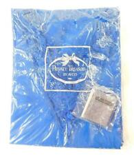 Avon Private Treasures Sapphire Blue Lacy Nightshirt ~ Extra Large ~ Sealed Nos