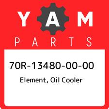 70R-13480-00-00 Yamaha Element, oil cooler 70R134800000, New Genuine OEM Part