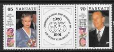 VANUATU SG576a 1991 ROYAL BIRTHDAYS MNH
