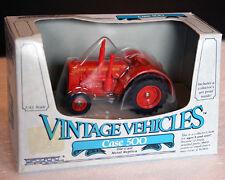 Vintage 1985 CASE 500 miniature tractor by ERTL  unopened ! - 1/43