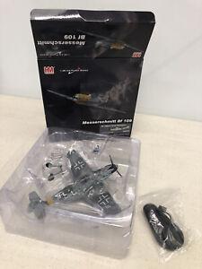 """Hobby Master 1:48 Luftwaffe Messerschmitt BF-109G """"Erich Hartmann"""" (HA8750)"""