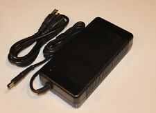 Dell Precision m6500 Mobile workstation laptop 210w power supply ac adapter cord