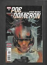 Star Wars Poe Dameron 1 2016 1st Print  vf-nm