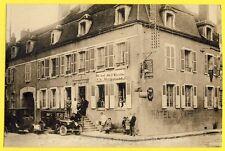 cpa Rare 89 - CHABLIS Rue des MOULINS et du PONT HÔTEL de l'ETOILE Ch. BERGERAND