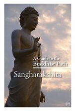 A Guide to the Buddhist Path, Very Good Condition Book, Sangharakshita, ISBN 978