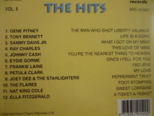 Those were the Hits GENE PITNEY RAY CHARLES THE FLARES