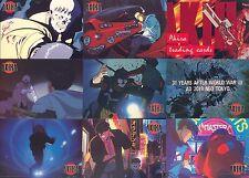 AKIRA 1994 CORNERSTONE COMMUNICATIONS INC COMPLETE BASE CARD SET OF 100 ANIMIE