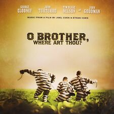 OST - O BROTHER,WHERE ART THOU?  2 VINYL LP 19 TRACKS SOUNDTRACK/FILMMUSIK  NEW+