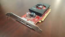 Y5FR3 AMD FirePro W2100 2GB DDR3 Full Height Dual DP Video Graphics Card