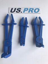 US Pro en ángulo Alicates de Abrazadera de la manguera de 5865
