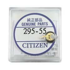 Citizen 295-55 Capacitor Battery for Eco-Drive (Genuine Factory Sealed Part)